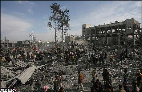 Gaza in nineteenth  day of defiance