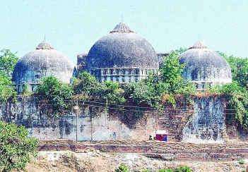 Babri  Mosque  in  India