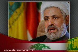 Sheikh Qassem to Al-Manar: Hezbollah Open to Talks with Jumblatt