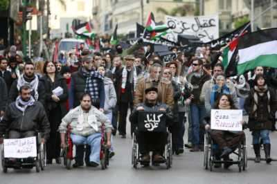 Convoy Update: Disabled Europeans join in solidarity