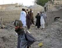 U.S. Attack Killed 140 Villagers - Afghan Probe
