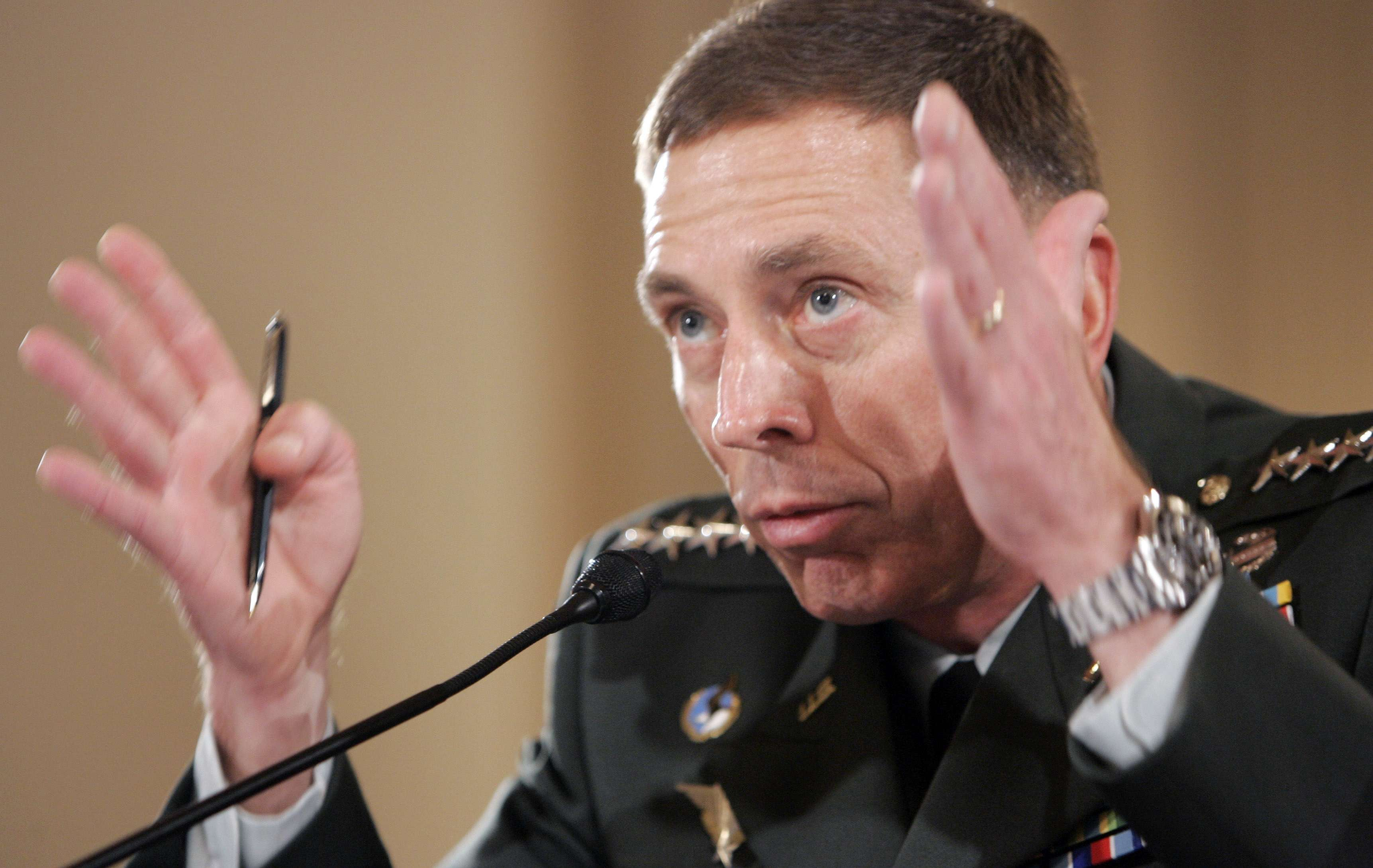 Gen. Petraeus Acknowledges US Violated Geneva Convention