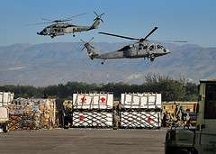 US Occuypation Forces in Haiti