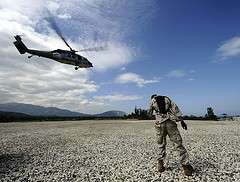 US Occupation Forces in Haiti
