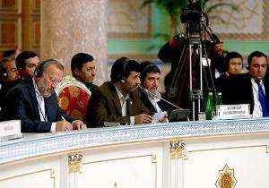 Ahmadinejad Leaves for New York Nuclear Conference