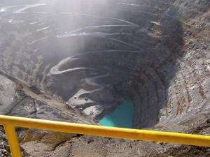 Photo: Pencurian Uranium PT Freeport