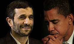 President Ahmadinejad Invites Obama to TV Debate