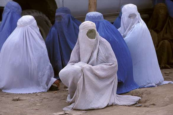 Burkas and Bikinis
