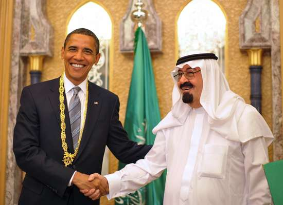 US and Saudi Arabia sign $60 billion arms deal