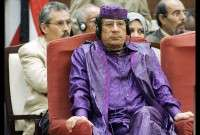 Gaddafi Fashion: The Emperor Has Some Crazy Clothes