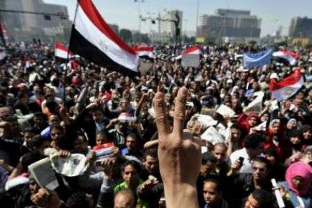 Egyptians call for end to military rule