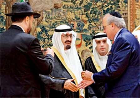 سری للغایة: تنسیق سعودی اسرائیلی لإثارة الفتنة فی سوریا