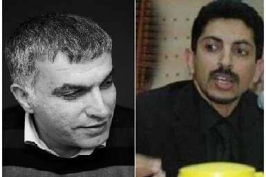 نبیل رجب یؤکد أن الناشط عبد الهادی خواجة بحالة حرجة نتیجة التعذیب