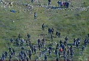 10 قتلى و122 جریحا بنیران اسرائیلیة فی مارون الراس