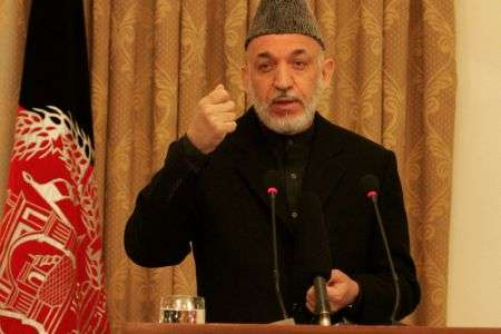 Karzai bans night raids by US-led forces
