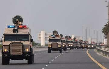 مصدر سعودی ینفی انسحاب درع الجزیرة ویؤکد أنها أعادة تموضعها