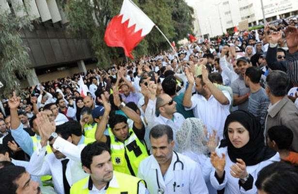 وفد ایرلندی للبحرین للمطالبة بإطلاق سراح الأطباء