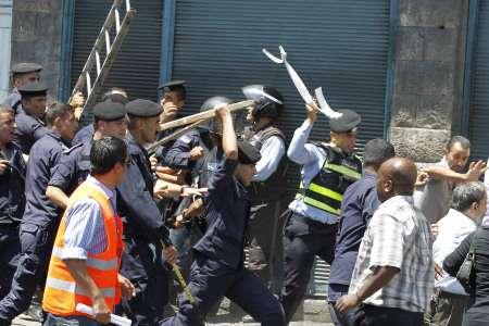 'أزمة عمیقة' تعیشها الدولة الاردنیة