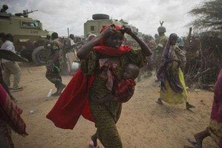 12 Juta orang Kelaparan di Afrika