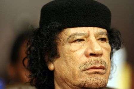 Muammar Gaddafi - Penguasa Libya