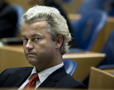 Is Geert Wilders equally responsible for Oslo terrorist attacks?