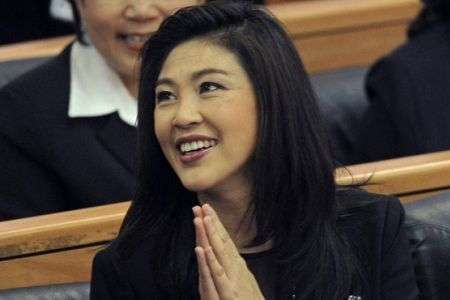 Thailand elects first female PM