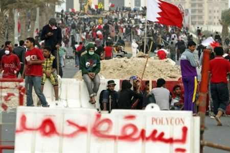 Bahrainis urge release of prisoners