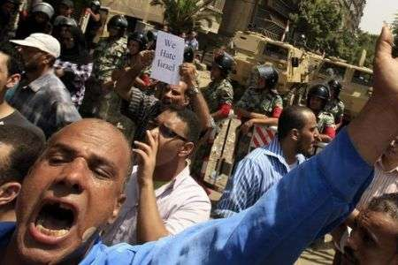 Egypt to hold massive anti-Israel rally