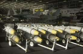 US Sold Bunker-Busting Bombs to Israel: Report