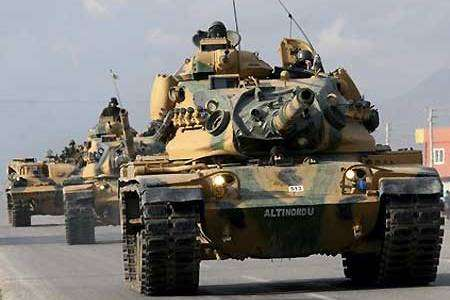 Turkish Army to maneuver near Syria