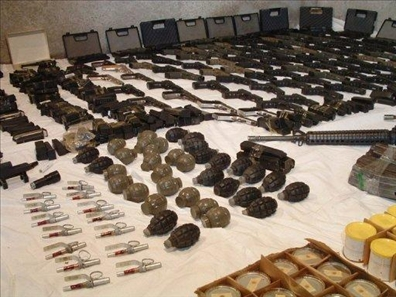 Arms smuggling into Syria flourishes: experts