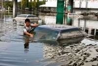 A total of 553 people have been killed in Thailand recent flooding that has left swathes of the Southeast Asian country under water and made tens of thousands of people displaced.