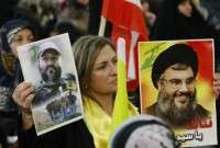 Lebanese supporters of Hezbollah gathered in the southern suburbs of Beirut to mark the Martyr Day.