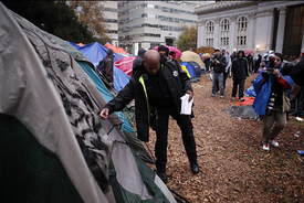Oakland Laying Groundwork for Occupy Eviction