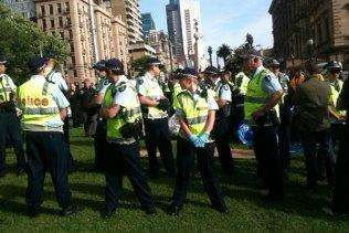 Occupy Melbourne protesters have been ordered to leave Treasury Gardens