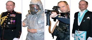 Fascist Norwegian killer Breivik targeted politicians