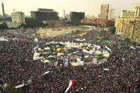 Protesters remain in Tahrir as elections draw close