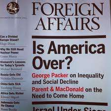 Occupy Foreign Affairs