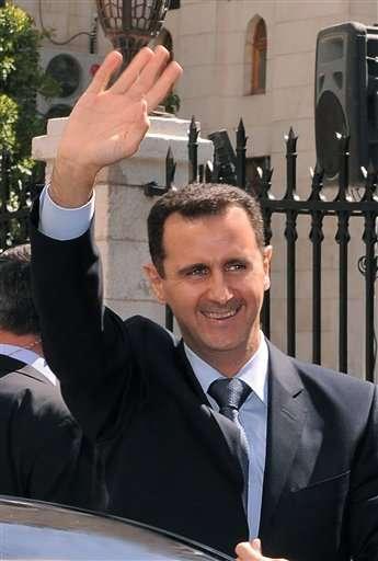 Soal HAM, Alasan Klasik Hancurkan Suriah
