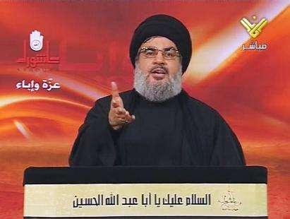 """سید الکلام یطل بین الحشود مؤکدا"""" أننا قوة یجهلها العدو وستفاجئ کل عدو"""