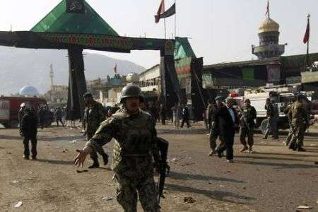 Mosque attack kills six in Afghanistan