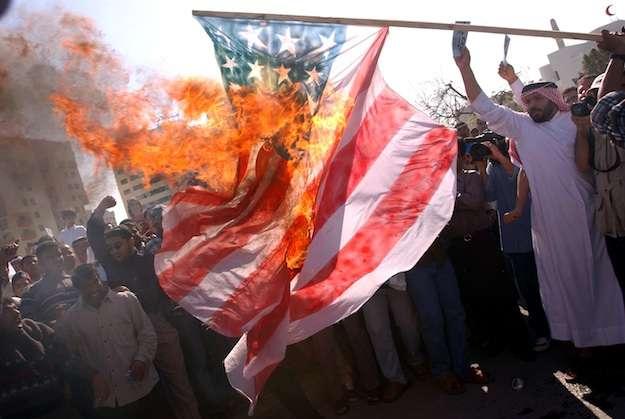 ثورة 14 فبرایر تدشن مرحلة استهداف الاحتلال الأمریکی