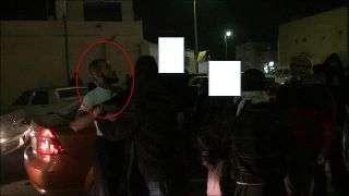 بلطجیة آل سعود یعتدون على متظاهری القطیف و الأحرار یأکدون على الثبات