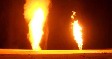 للمرة العاشرة: تفجیر خط الغاز المصری المؤدى للکیان الصهیونی