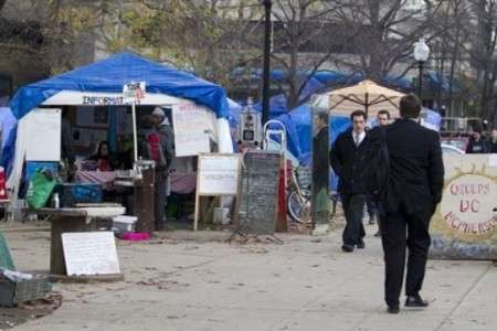 Occupy DC seeks help against eviction
