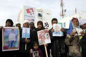 Tunisian court begins hearing revolution victims case‎