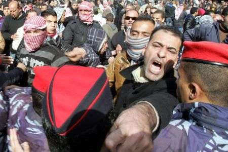 Jordanians rally for promised reforms