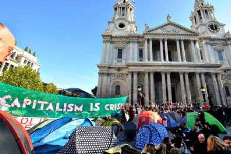 UK to ban Occupy camps as Olympics near