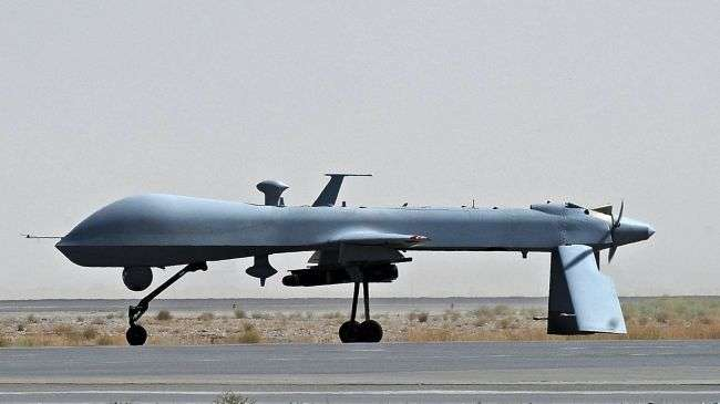 US terror drone kills 13 in Pakistan