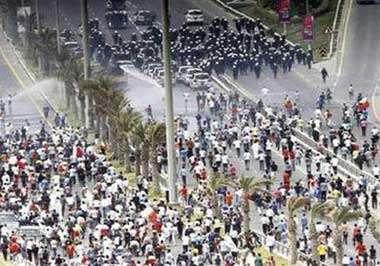 مراسل إسلام تایمز: الاحتلال السعودی یعید انتشاره فی البحرین مع ذکرى الثورة